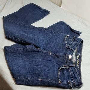 Old navy the sweetheart boot cut jeans